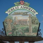 Great Ashfield gate