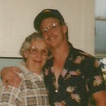 Grandma Hein and Bob