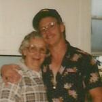 Grandma Hein and Bob