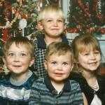 Caalab Royce, Shai Royce, Joshua Petersen, Christopher Petersen