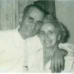 Grandma and Grandpa Byer