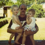 Christopher, Grandpa, and Shai