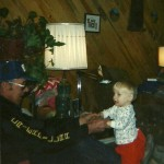 JD with Grandpa
