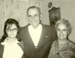 Sandra Nannette, Byer, George F Byer, Hattie Byer