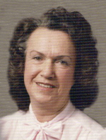 Aunt Ruth  for bookmarks