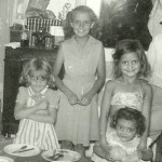 Sandy Byer, Bonnie Byer, Dixie Byer, Susie Hushman