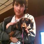 Josh and Molly