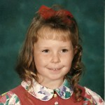 Michelle Kristine Stevens 6.5 years old