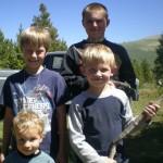 Camp boys