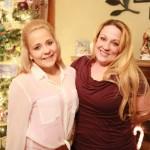 Siara & Chantel Christmas 2012