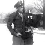 Dad and Gene Fredrick