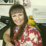 The Parrot and me