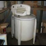 wringer washing machine