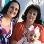 Jenny, Cheryl, and Aleesia