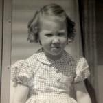 Angry Jennifer age 3