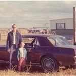 Bob, Ron & 67 Mustang