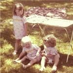 Corrie, Amy, & Machelle 1978