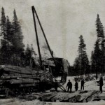 Lumber Steam Loader