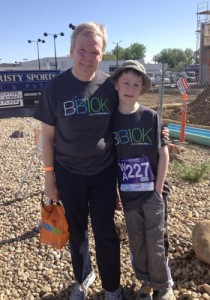 The Bolder Boulder Men