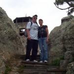 At Harney Peak