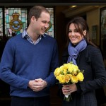 William and Kate announce pregnancy
