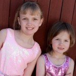 Raelynn and Audrianna