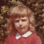 Caryn - about 5 years old