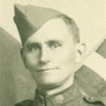 Grandpa Byer's Military Photo