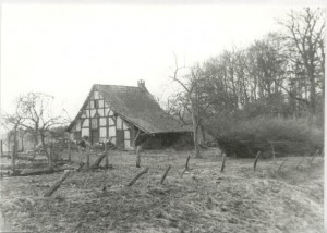 Baking House on Schulenberg farm in 1628