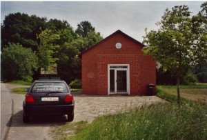 Firehouse on Schulenberg Farm