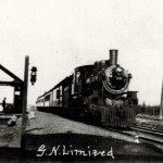 1900's 1500 Series Locomotive in Holyoke