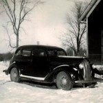 Dad's 1936 Plymouth