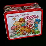 Strawberry Shrtcake Lunchbox