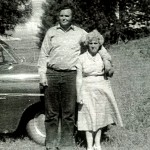 Big George Pattan & Grandma Byer