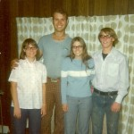 Debbie, Lynn, Caryn, & Bob