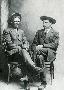 Uncle Clifford Spencer & Cousin Cornealius Davis