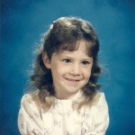 Kellie Hadlock 4 years old 1994