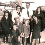 Virginia, Harriet, George, Evelyn,Delores, Collene, Larry, and Wayne edited