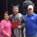 Garrett's College Graduation