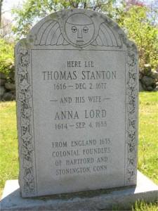 Thomas & Anna Stanton