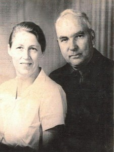 Aunt Mary & Uncle Paul