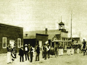 Casper Fire Department July 4, 1891