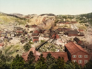 Homestake Mine, South Dakota, 1900