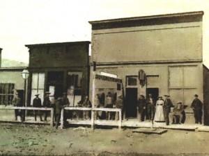 Pioneer Drug Store 1892