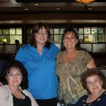 Cheryl, Tracey, Caryn, and Collene