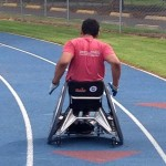 Wheelchair races