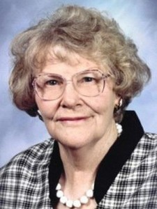 Ruth Leary Dilley