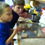 Making Cookies
