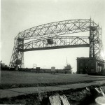 Lift Bridge at Minnesota Point, Duluth, Minnesota