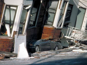 Loma Prieta Earthquake 3